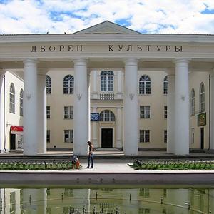 Дворцы и дома культуры Духовщины