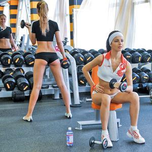 Фитнес-клубы Духовщины