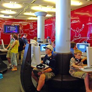 Интернет-кафе Духовщины