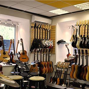 Музыкальные магазины Духовщины
