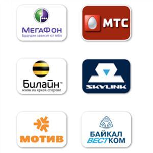 Операторы сотовой связи Духовщины