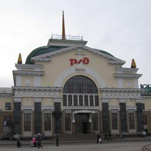 Железнодорожные вокзалы Духовщины